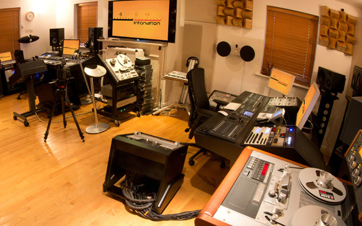 Intonation Premium Audio Mastering, Dublin (IE)