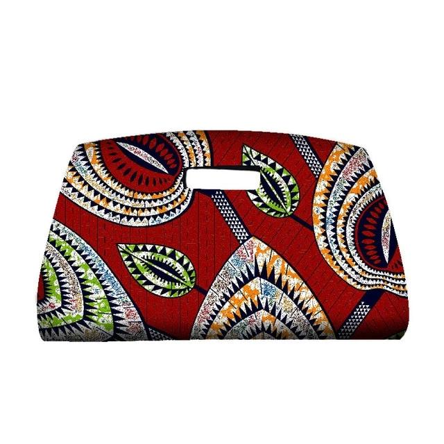 Pochette Africaine Oeil Floral