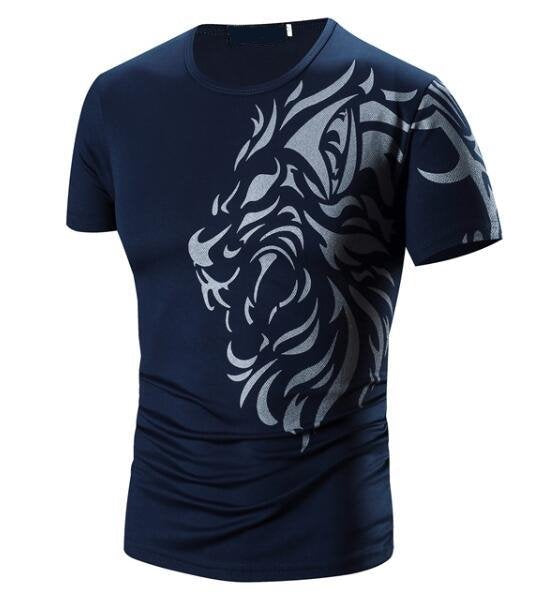 T-Shirt Tattoo Lion