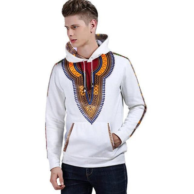 Sweat Africain Dashiki Design Traditionnelle