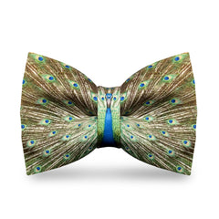 Peacock - Birties Bow-ties