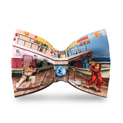 Street Fighter - Birties Bow-ties