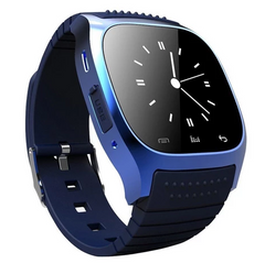 WMK SW315 Bluetooth Smartwatch With LED Altimeter Music Player