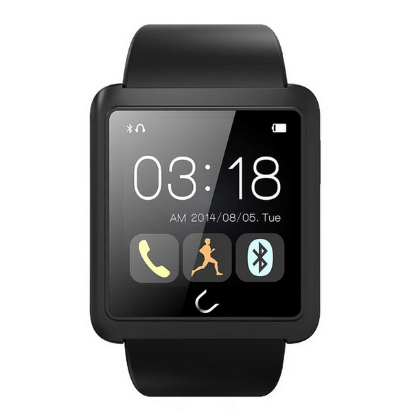 WMKU10L Bluetooth Smartwatch 3D G-Sensor Multi Language