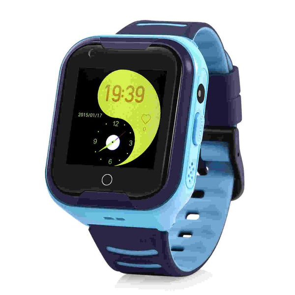 4G Kids Smart Watch Waterproof GPS WiFi Kid Smart Clock Child Wearable Devices GPS Positioning Sound Guardian SOS Help Tracker Support Video Call