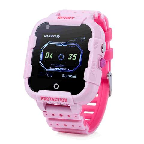 4G Kids GPS WiFi Smart Watch Waterproof Kid Smart Clock Child Wearable Devices GPS Positioning Sound Guardian SOS Help Tracker Support Video Call