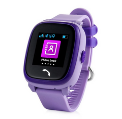 WATERPROOF GPS TRACKER WATCHES