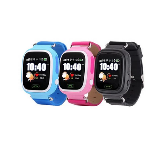 Classic Kids GPS Tracker Watch