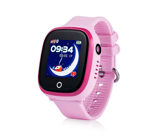 Waterproof GPS Tracker Watch (with Side Camera)