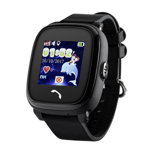 WMS WATERPROOF TOUCH SCREEN GPS WATCH