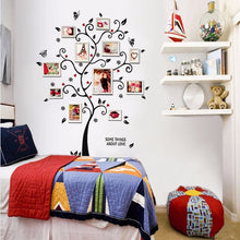 "Load image into Gallery viewer, Wall Decal ""Photo Tree"" 120cm wall sticker nursery baby children's room decoration, Removable Photo Tree, Kids Wall Stickers, Art Home Decor"