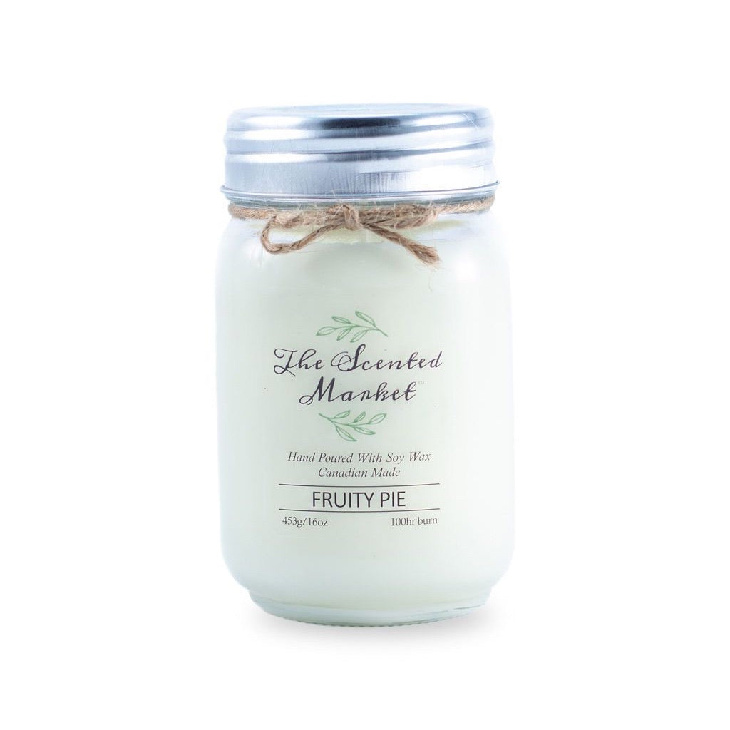 Fruity Pie 16oz Scented Soy Candle
