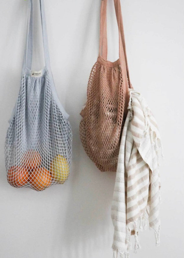 Organic Net Eco Bag Natural