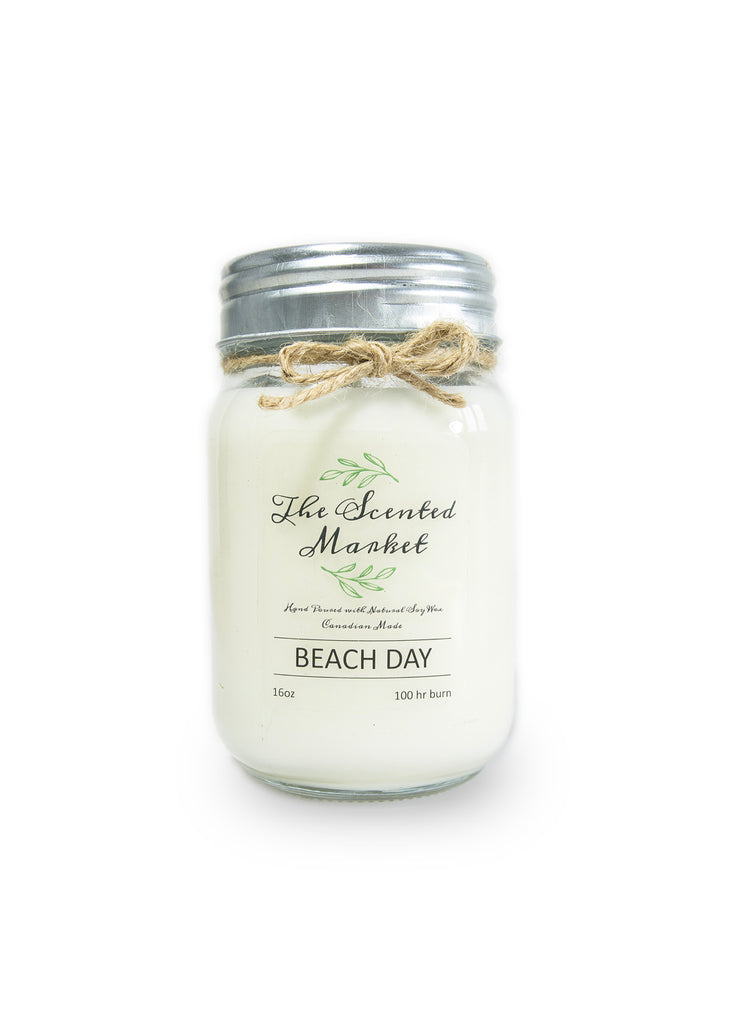 Beach Day 16oz Scented Soy Candle