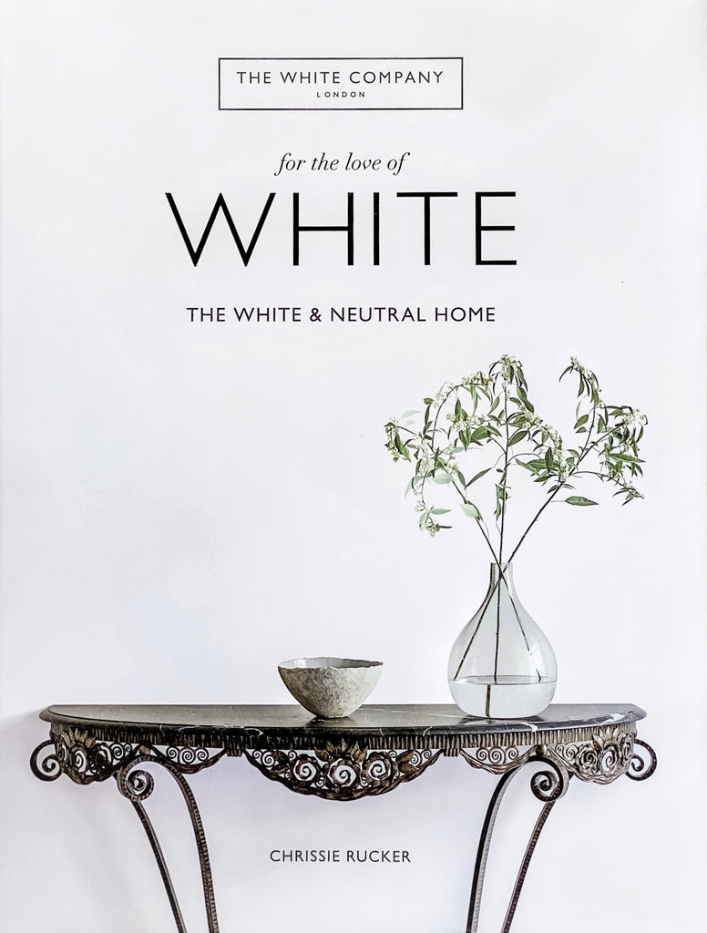 For The Love Of White - Book
