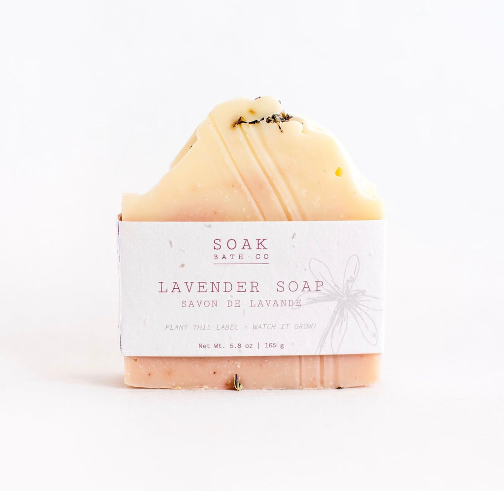 Soap Bar Lavender