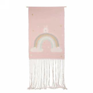 Pink Rainbow Hanging Decor