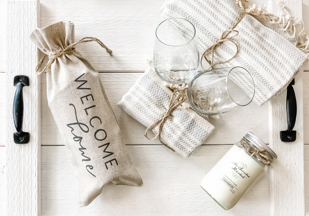 "Realtor ""Welcome Home"" Closing Gift Package"