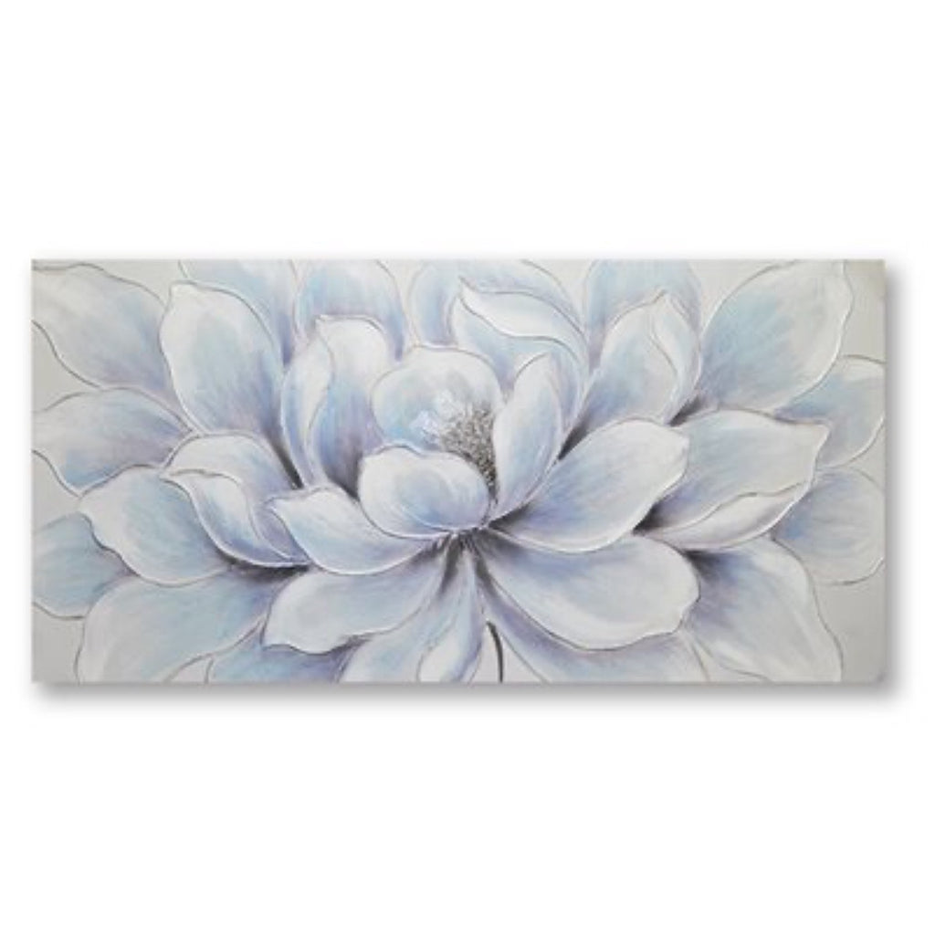 Flower Oil Painting **In store item only**