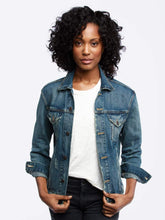 Load image into Gallery viewer, Classic Denim Jacket