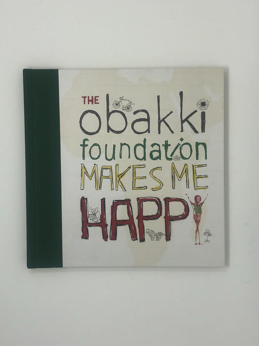 Hard Cover Obakki Foundation Book