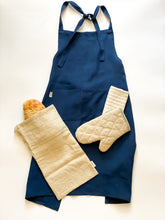 Load image into Gallery viewer, Linen Apron and Accessory Set