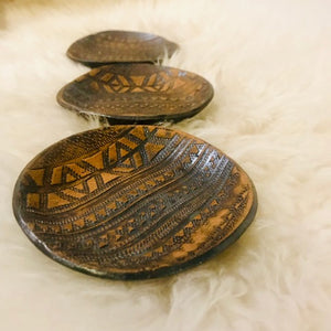 Palo Santo Earthenware Offering Bowl
