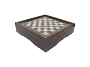 12 Inch Luxury Mosaic Patterned Board Game Personalized Antochia Crafts