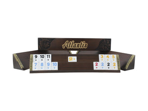 Personalized Oval Rummy Board Game Set Antochia Crafts