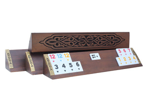 Exclusive Wooden Rummy Cube