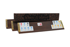Customizable Rummy Game Set Antochia Crafts