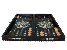 Load image into Gallery viewer, Wooden Exclusive Backgammon Game Set