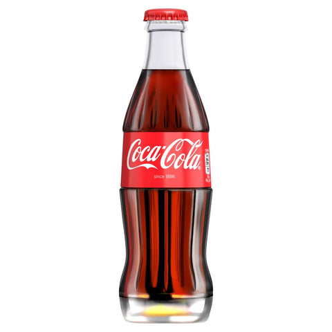 Coke (330ml Glass)
