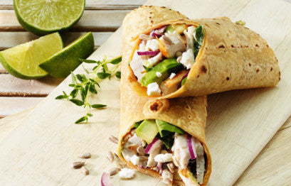 Wrap of the day (Gluten Free) - INDIVIDUAL
