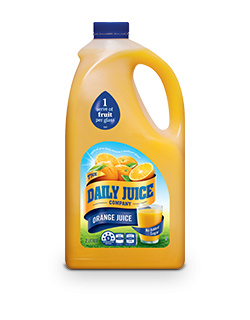 Orange Juice - Daily Juice