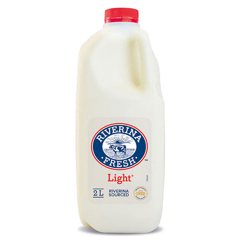 Light Milk - Riverina Fresh