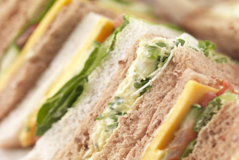 Vegetarian Sandwich of the day - INDIVIDUAL