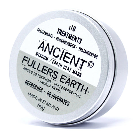 Fullers Earth Face Mask Powder