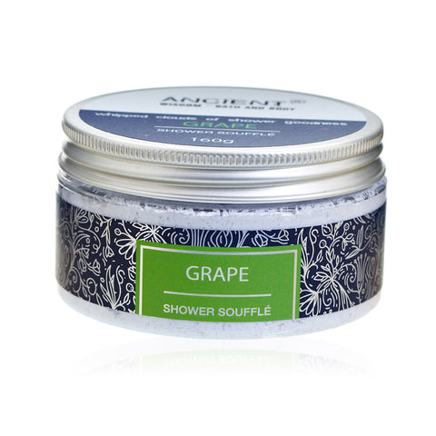 Shower Soufflé 160g - Grape