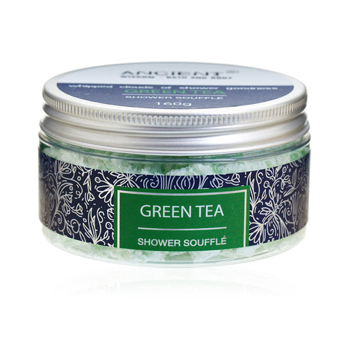 Shower Soufflé 160g - Green Tea