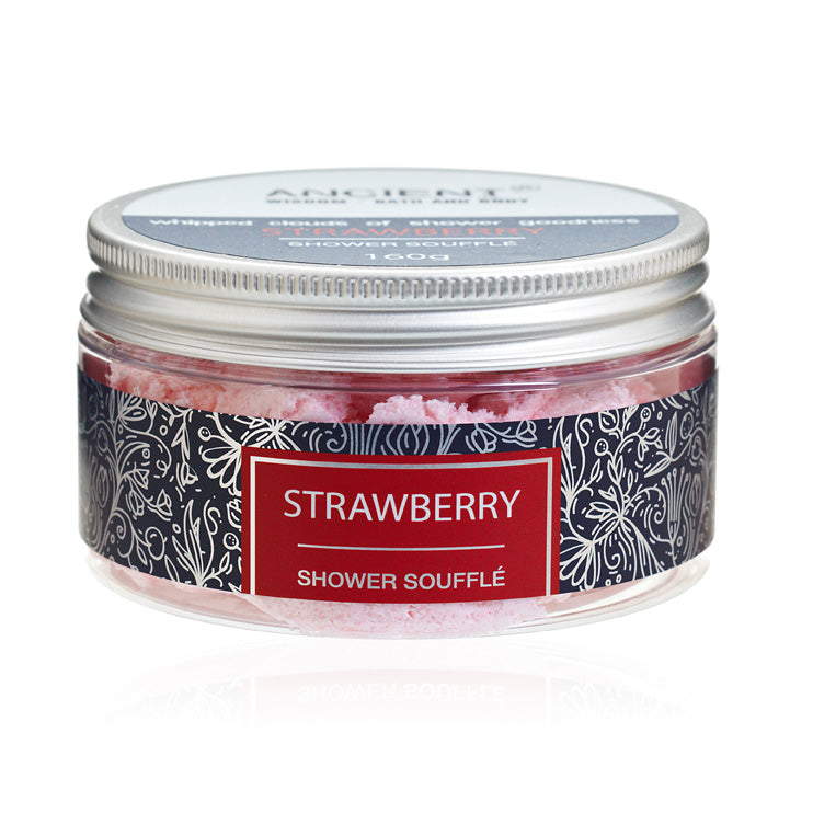 Shower Soufflé 160g - Strawberry