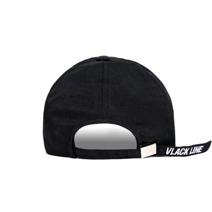 CHARM HOOP BALL CAP (BLACK)