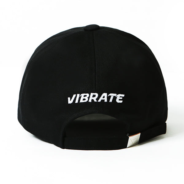 SCOTCH PATCH BASIC LOGO BALL CAP (BLACK)