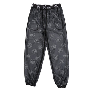 PEPPER BOX LOGO JOGGER PANTS (BLACK)
