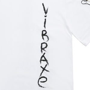 GRAFFITI T-SHIRTS (WHITE)