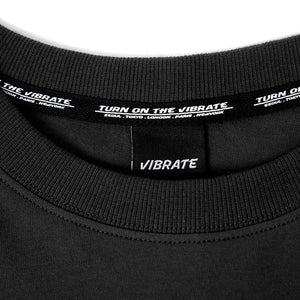 COLOR SCHEME LOGO T-SHIRT (BLACK)