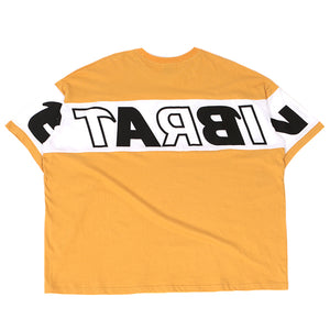 COLOR SCHEME LOGO T-SHIRT (YELLOW)