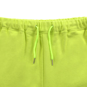 DECRESCENDO LOGO SHORT PANTS (GREEN)