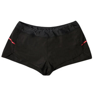 RED CROSSLINE SURF (BLACK)
