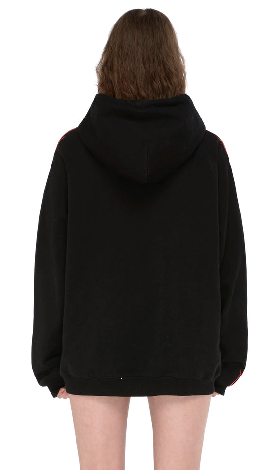FLAME STITCH HOODIE
